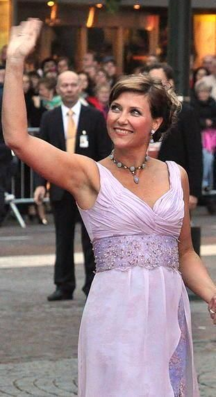 Princess Märtha Louise in Stockholm