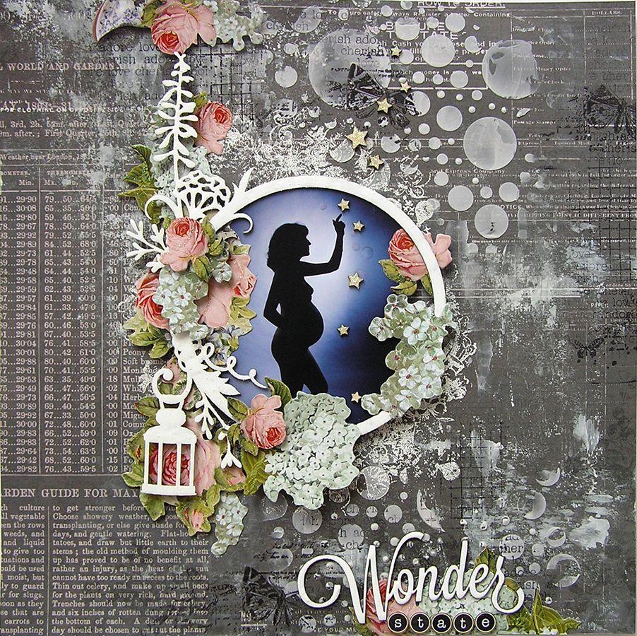 Wonder state - Prima - Something Blue Collection