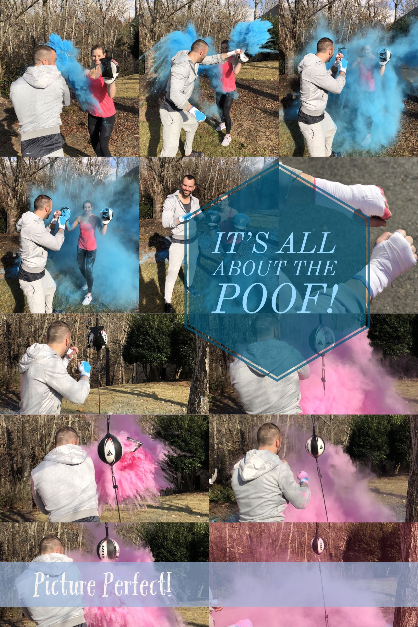 MMA UFC Boxing Gender Reveal is Finally Here! For all the ...