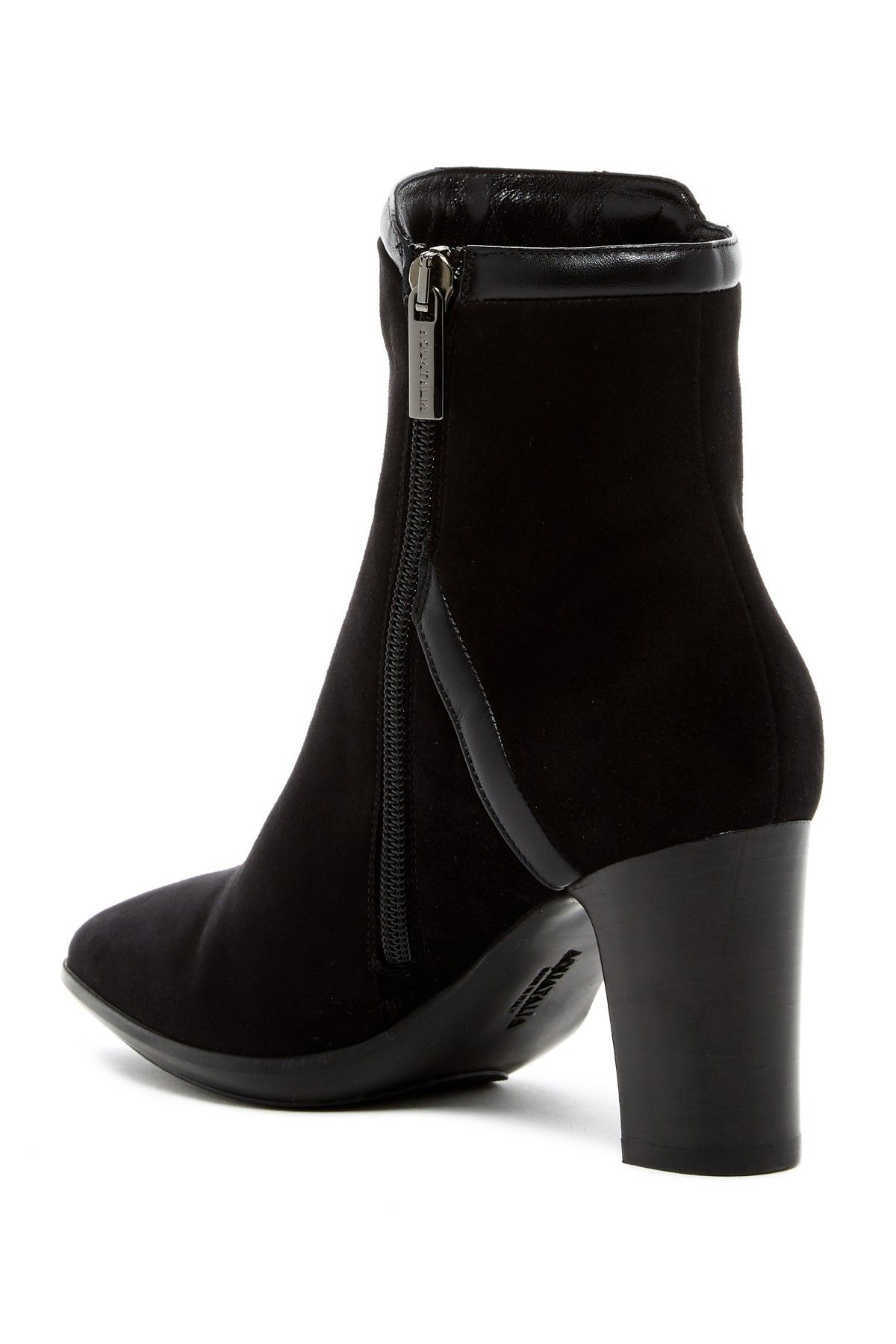 Whitley Suede Bootie travel clothes Pinterest Suede