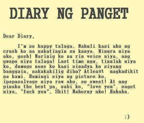 I am flattered in tagalog
