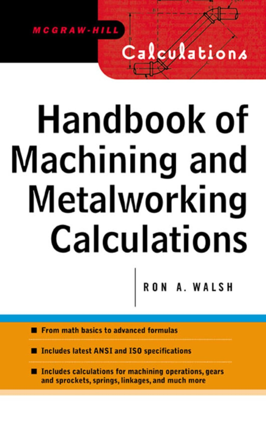 Handbook Of Machining And Metalworking Calculations Ebook