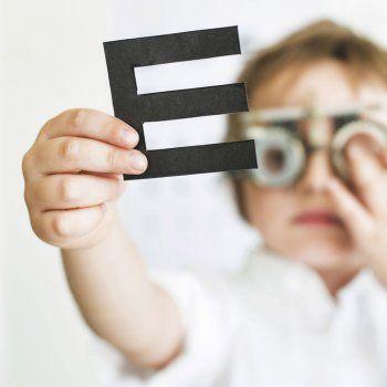 Resolvemos todas las dudas sobre la miopía de los niños.