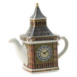 James Sadler Teapots - Big Ben Monument