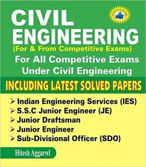 Civil Engineering Competitive Exam Books Pdf
