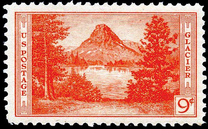 US Stamps 1934. Scott # 748