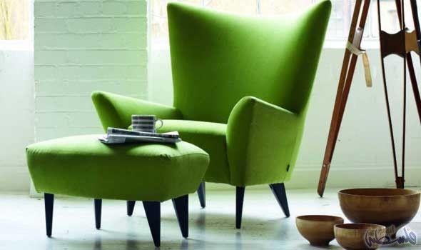 اللون الأخضر يشبه الربيع ويذكرنا بالهواء المنعش الطلق Home Decor Diy Home Decor Furniture