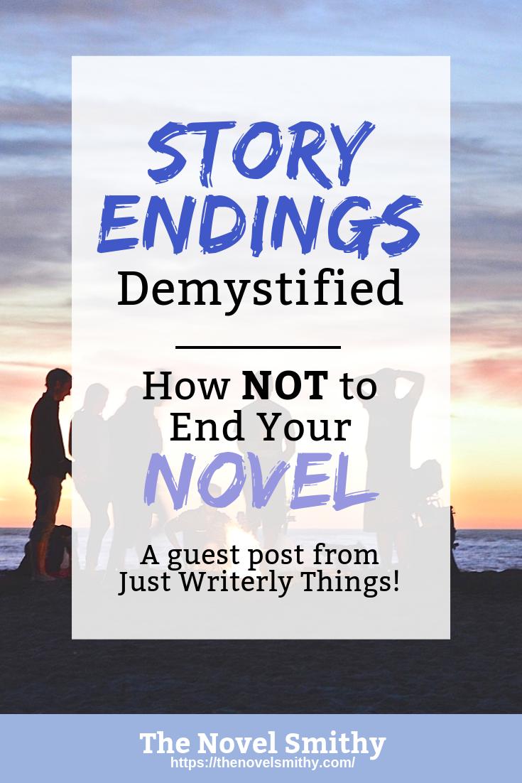 Creative writing endings