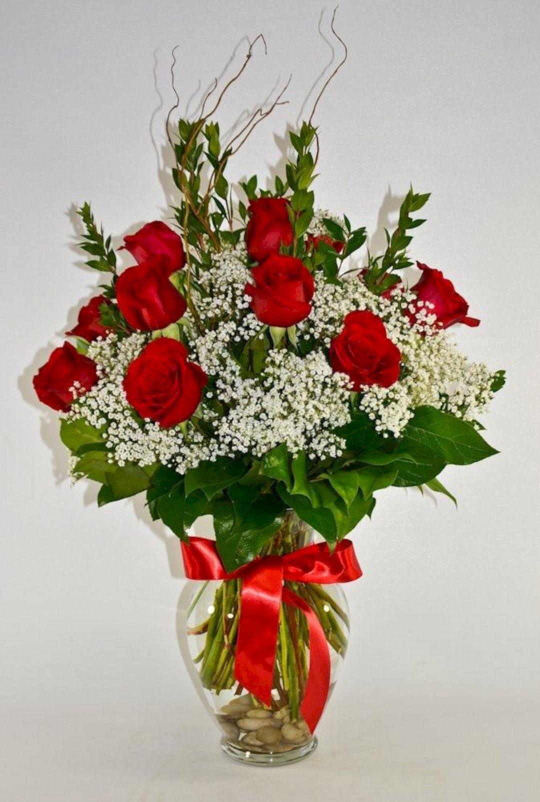 24 beautiful flowers arrangements ideas for valentine day diy outstanding 24 beautiful flowers arrangements ideas for valentine day https24spaces izmirmasajfo