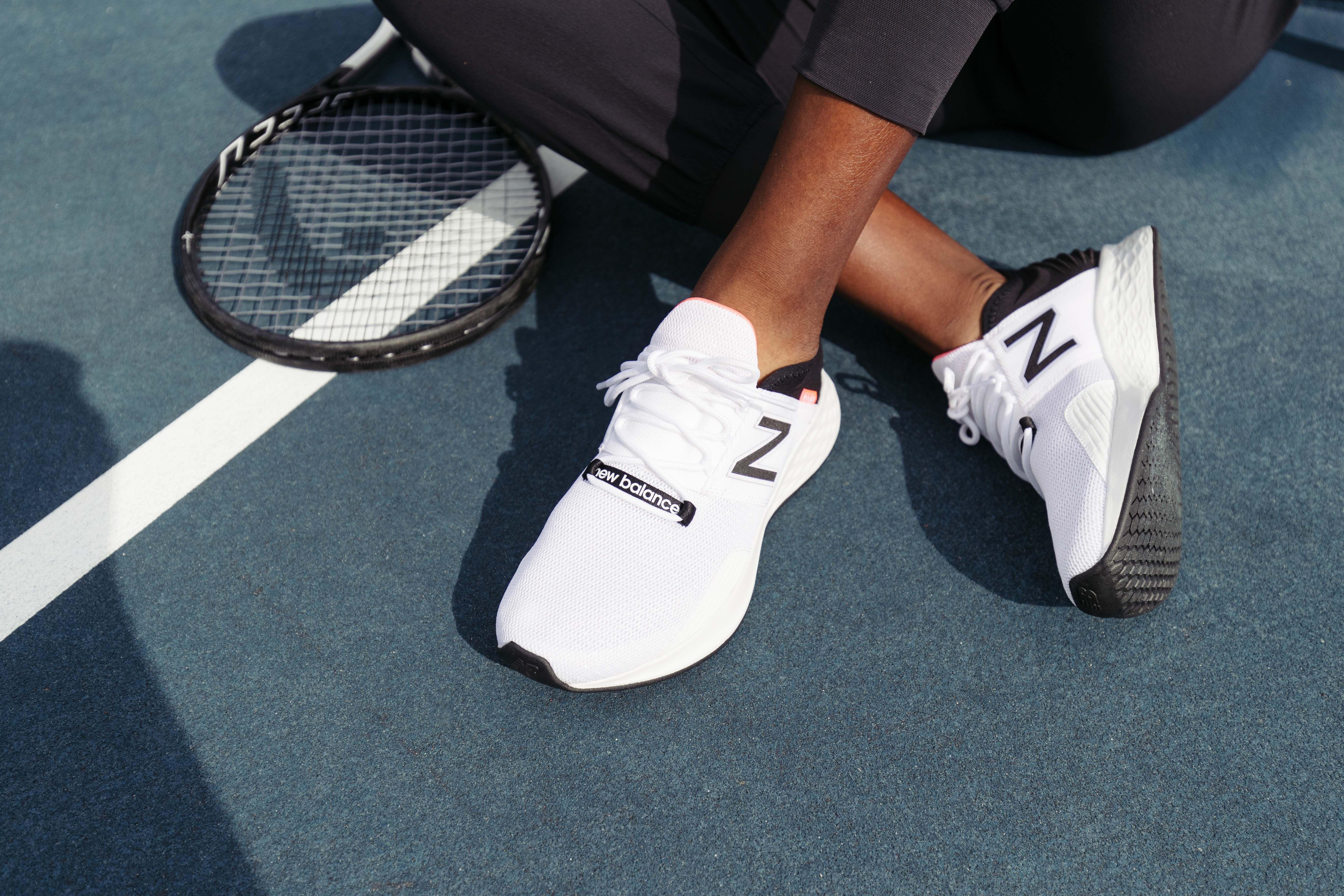 Nike golf shoes, Asics running shoes