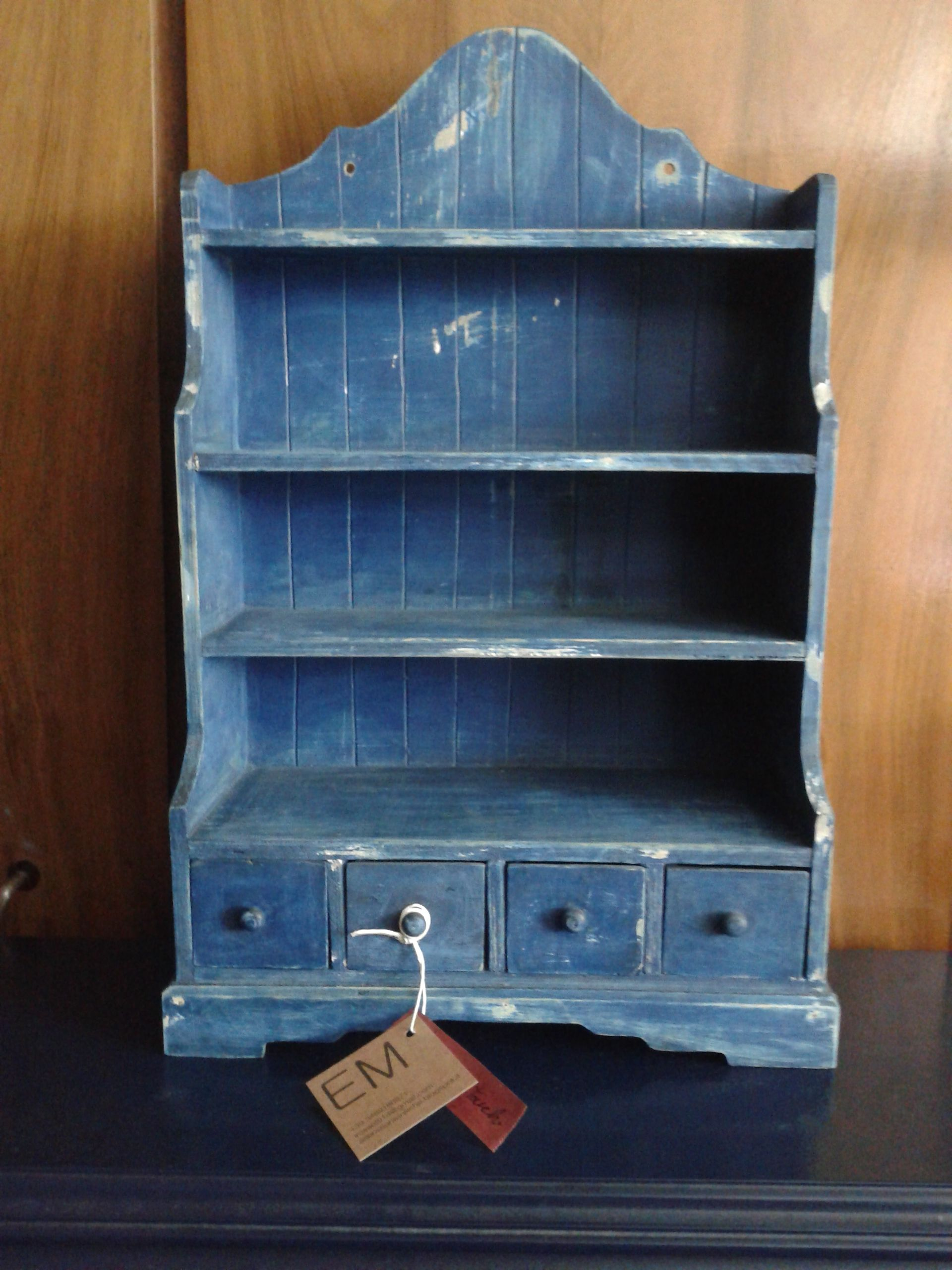 porta spezie, country french, shabby chic, rustic, old, spice rack ...