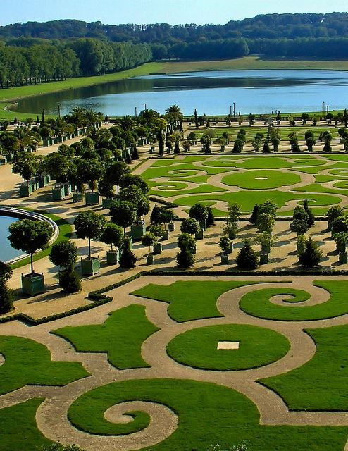 French Gardens | ,,,YES #GARDEN DE CHATEAUX BEAUTIFUL DE MY…