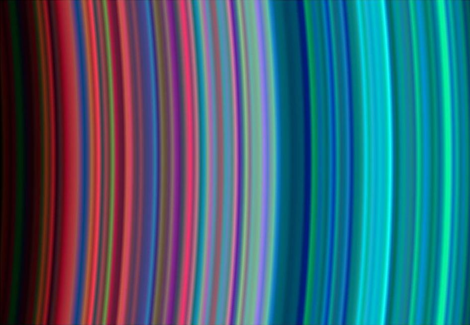 Saturn's C and B Rings From the Inside Out On July 1, 2004, NASA's Cassini spacecraft arrived at Saturn, marking the end of the spacecraft's nearly seven-year journey through the solar system as well as the beginning of its tour of Saturn, its rings, moons and magnetosphere.