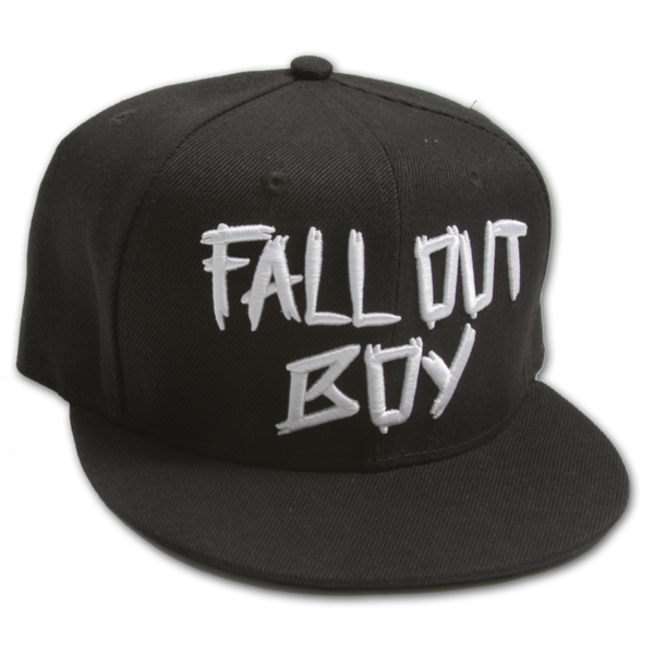 Fall Out Boy Chicago Hat. I don t even wear hats but I would wear this!  c73feec985c1