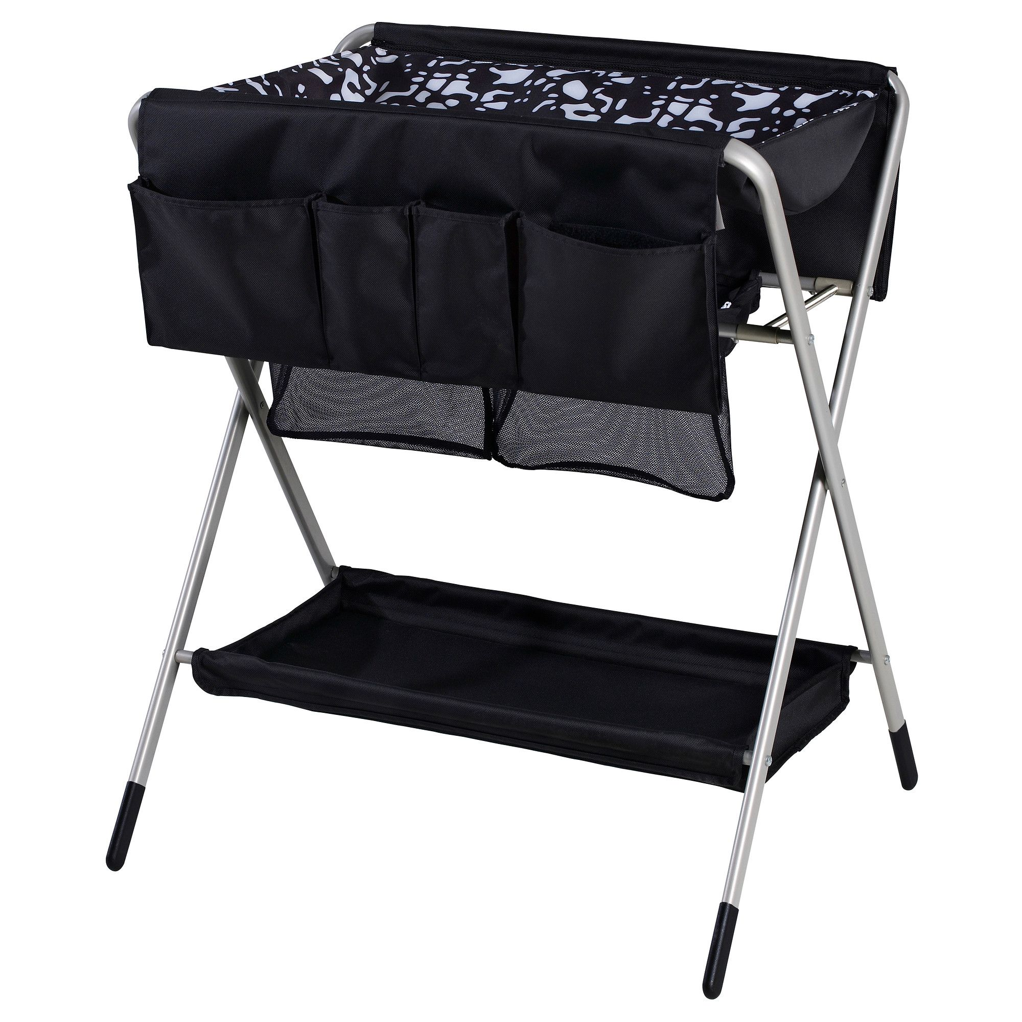 Ikea Spoling Fold Up Changing Table Great Non Permanent For Small Es Also Handy If You Want To Move It Around The House