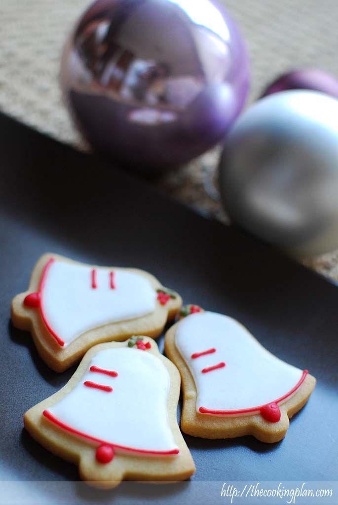 galletas campana navidad buscar con google