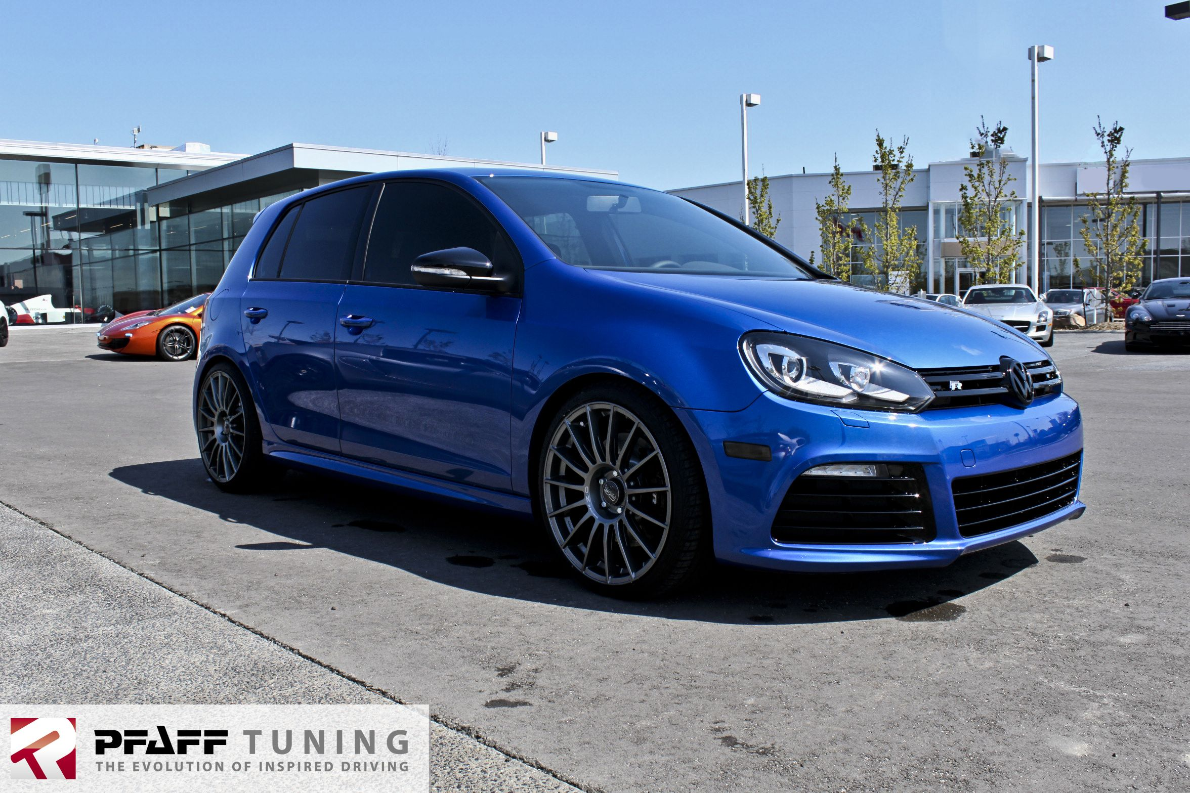 2012 Vw Golf R Pfaff Tuning Edition