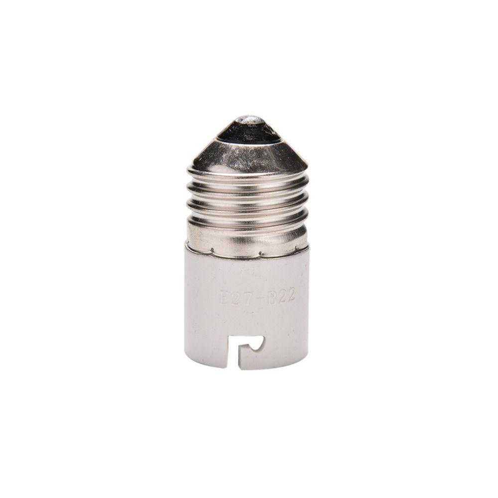 B22 A E27 Led Base Ampoule Lampe Ignifuge Titulaire Adaptateur Convertisseur Socket Changement 1 Pcs With Images Light Bulb Lamp Lamp Holder Bulb Adapter