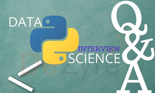 100 Data Science in Python Interview Questions and Answers