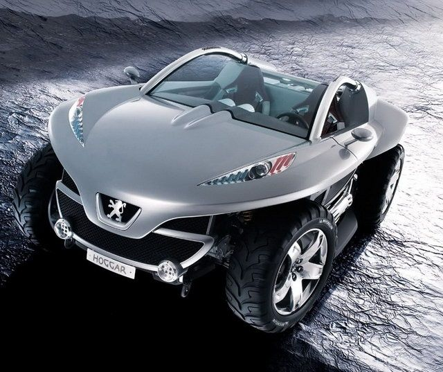 Peugeot Hoggar Concept (2003)