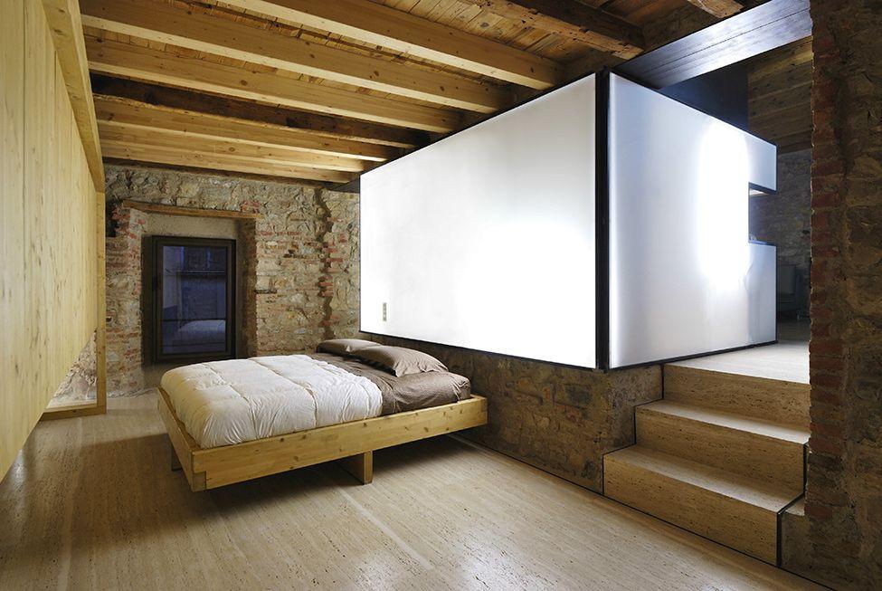 Квартира в индустриальном стиле в Италии