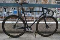 Cinelli Gazzetta on Bronze velocity b43 rims