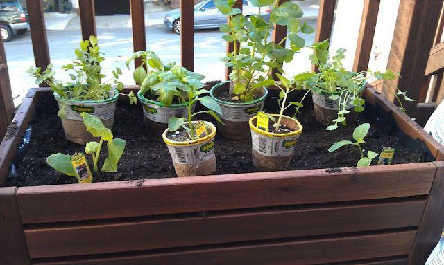 Grow With These Ideas Ikea Hackers Ikea Garden Garden Planter Boxes Planter Boxes
