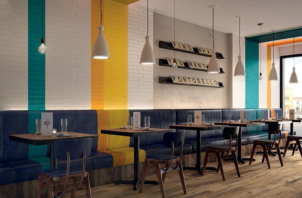 Rivestimenti #Brickdesign di #Emilceramica Scopri di più -> http://bit.ly/BrickdesignEmilceramica #tecnoceramiche #rivestimenti #news #showroom #arredamento #casa #colours #brick #design