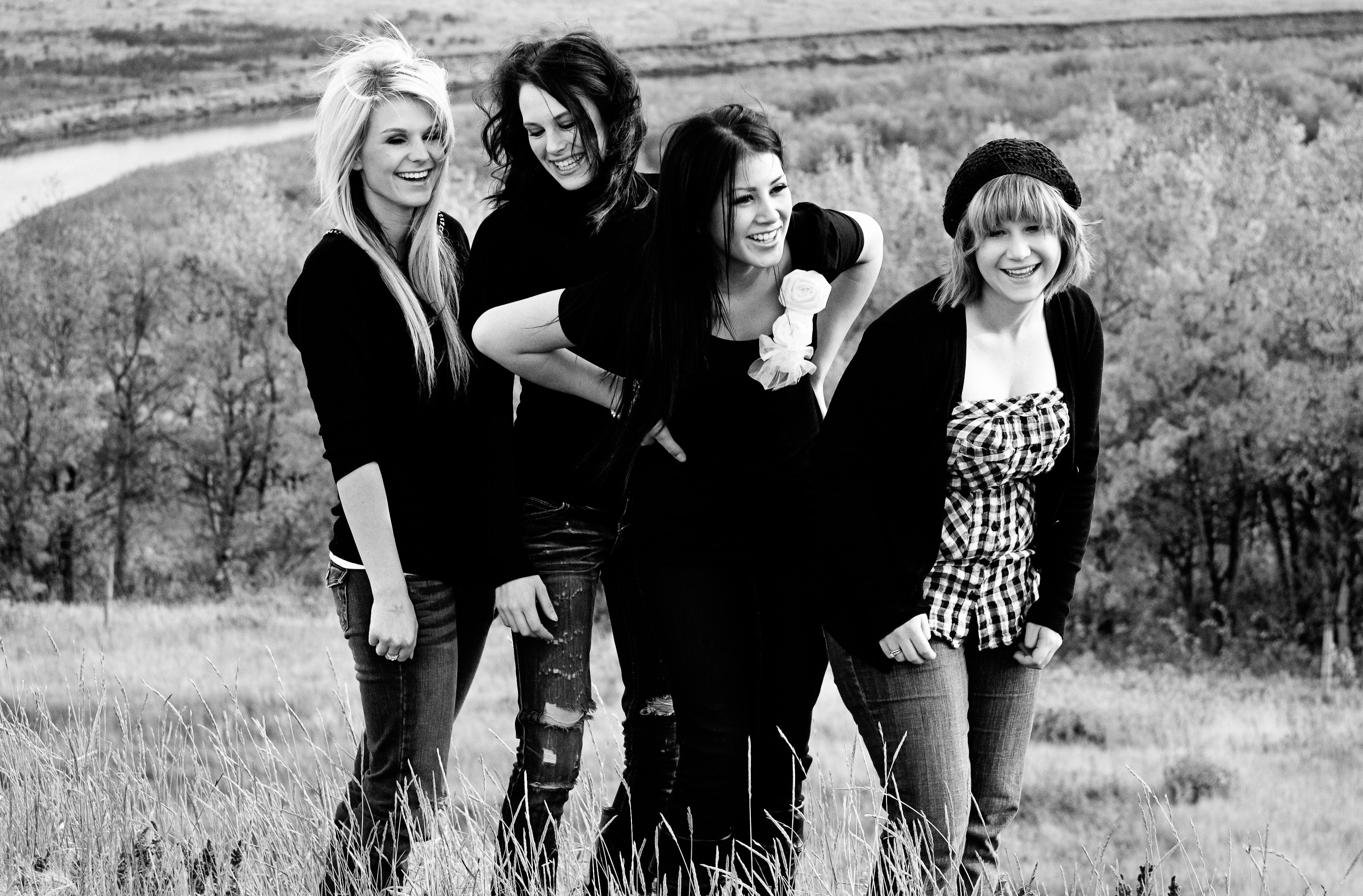 Friends are a girls own medicine