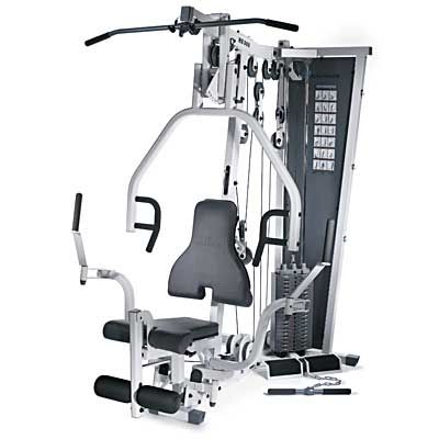 nautilus workout machine