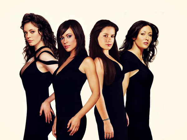 The women of 'Charmed'