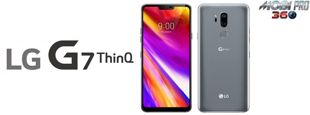 Lg G7 Thinq Header 64gb Platinum Grey Tech Marketing