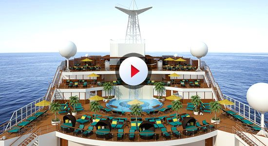 virtual tour of the almost-new carnival sunshine. def adding this