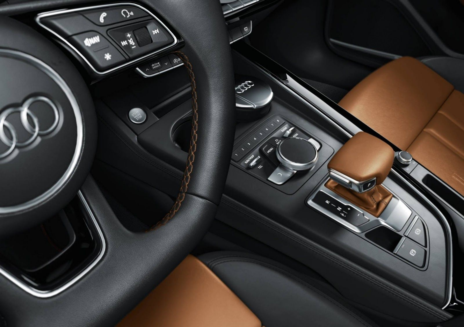 Audi Italia Promotes Goodwood Green A4 Exclusive Carscoops Car Interior Audi Lost Car Keys