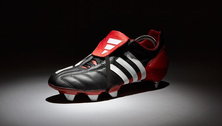 cef2c484b4b Assou-Ekotto Debuts Original Adidas Predator Mania 2002 World Cup Boots -  Footy Headlines
