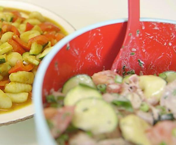 Kartoffelsalat Bayrisch Schuhbeck