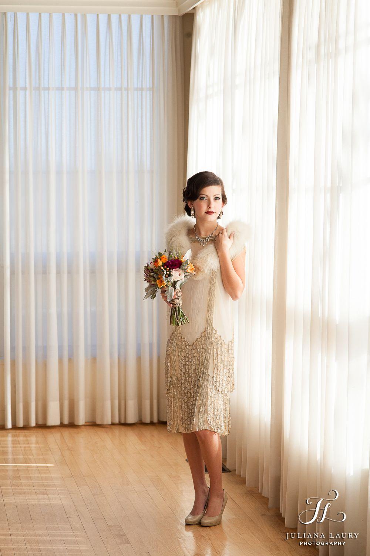 1920s Wedding Dress, Vintage wedding dress, Beaded knee length dress ...