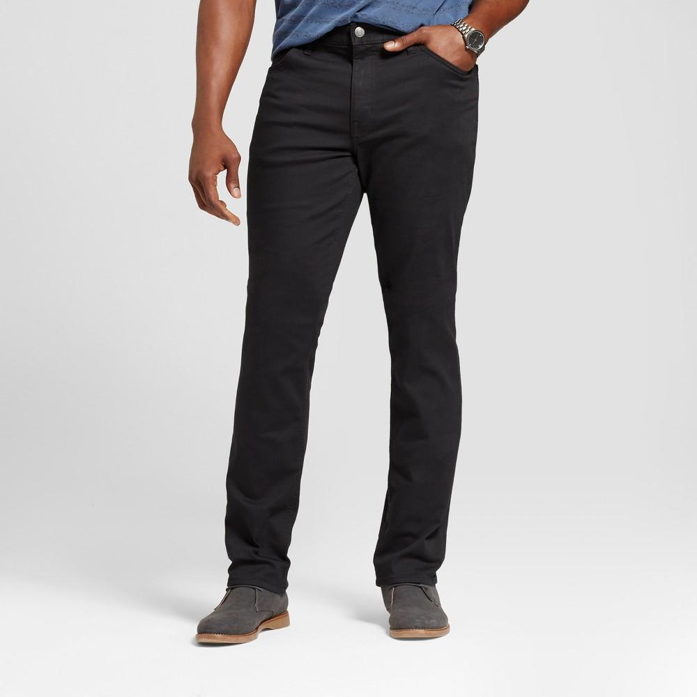 Goodfellow /& Co Men/'s Skinny Chino Pants Brown Big /& Tall Size 38x36