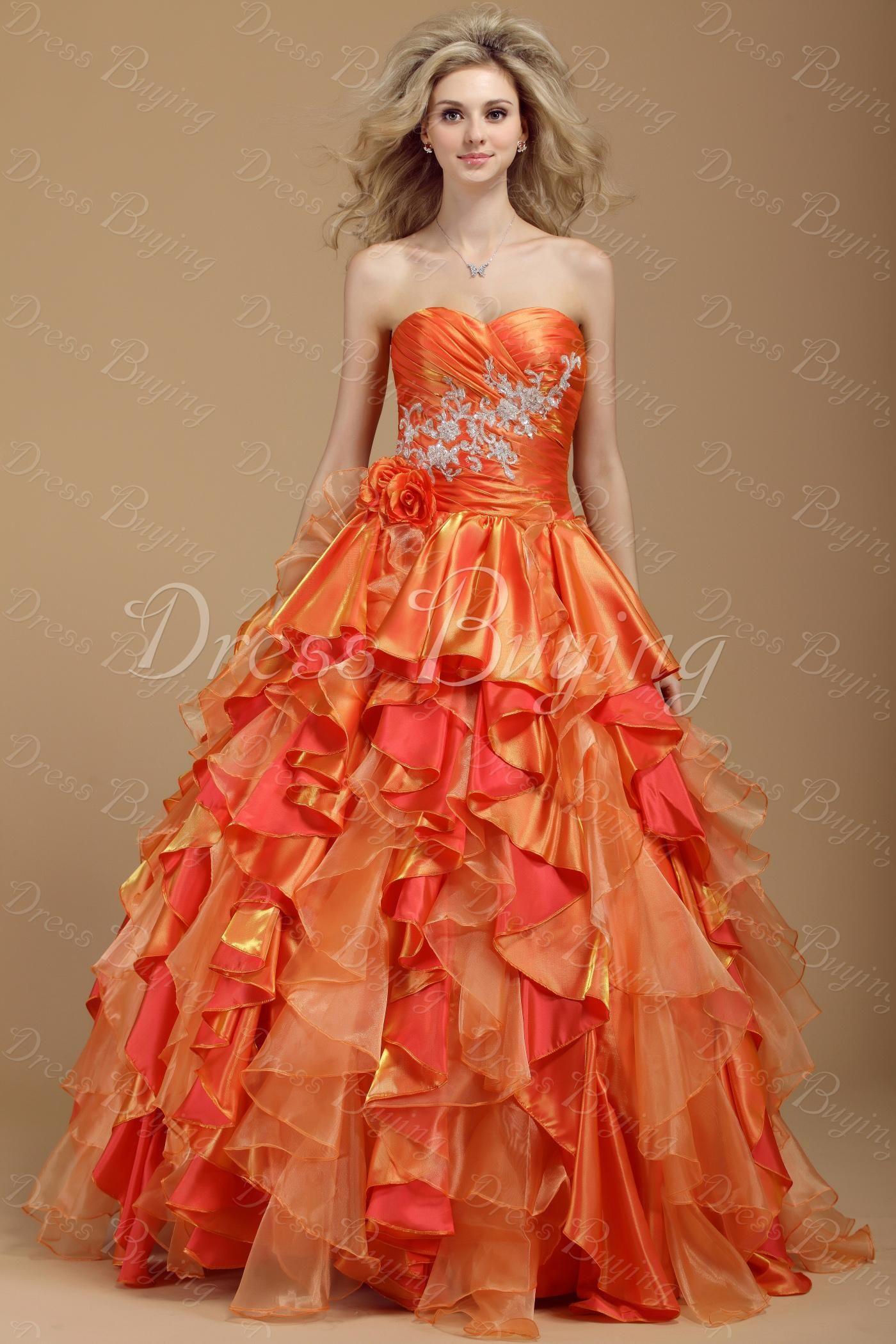 Graceful aline strapless floorlength dashaus quinceaneraball gown