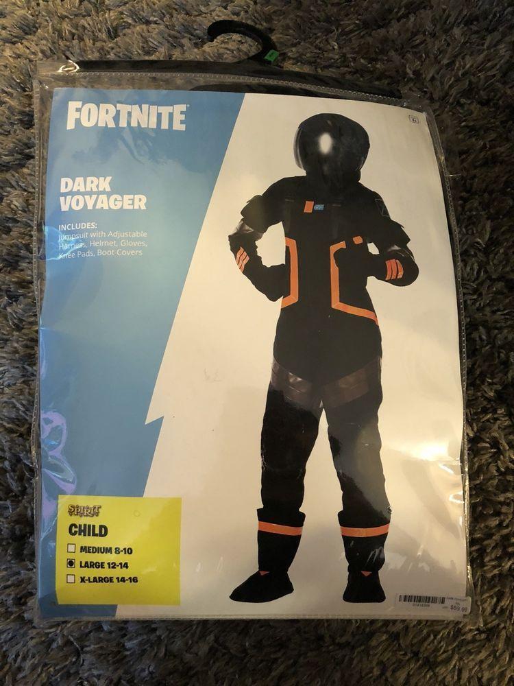 Fortnite Voyager Costume Ajicukrik Fortnite Costumes For Kids