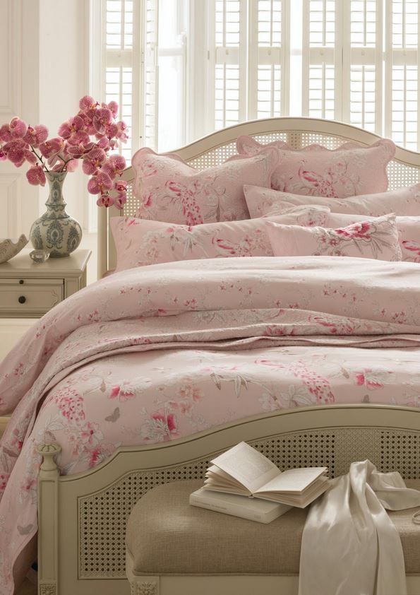 Best Dorma Blush Paradise Bed Linen Collection Bed Linen 400 x 300