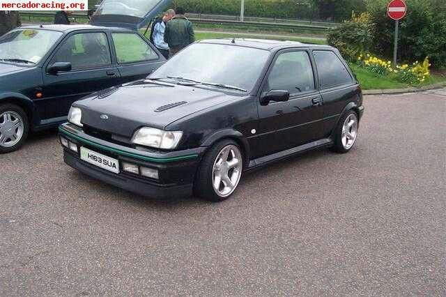 ford fiesta rs turbo old cars pinterest ford and cars. Black Bedroom Furniture Sets. Home Design Ideas