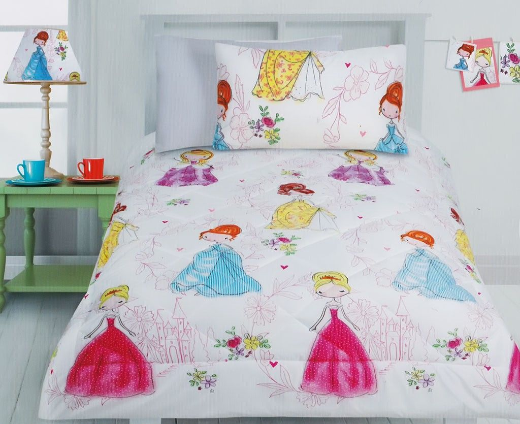 Princess Girls Bedroom Princess Girls Comforter Set Princesses Bedroom Kids And Girls