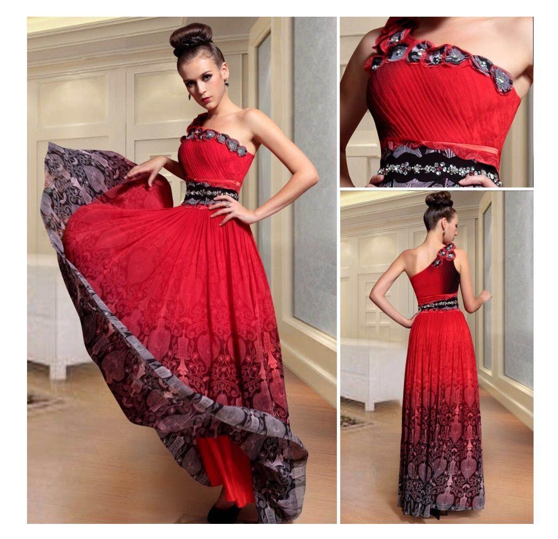 Beautiful red dress. | Fashion | Pinterest | Fashion
