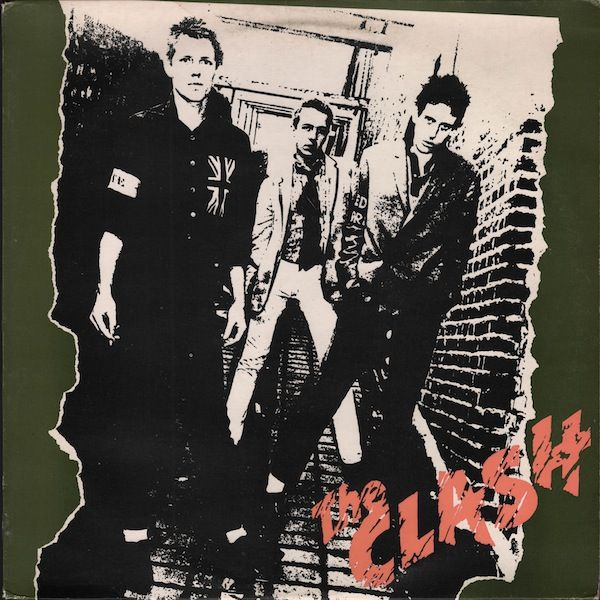 The Clash - The Clash.