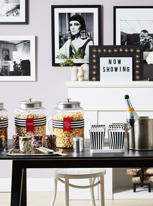 How to Host: A Movie Night with Serious Hollywood Flair – One Kings ...