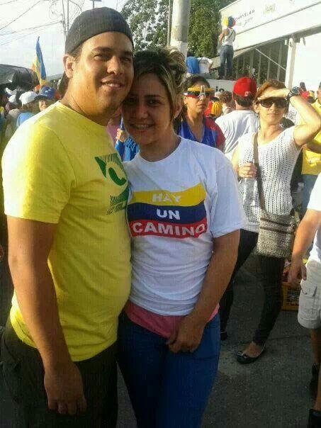 En la Caravana de Capriles