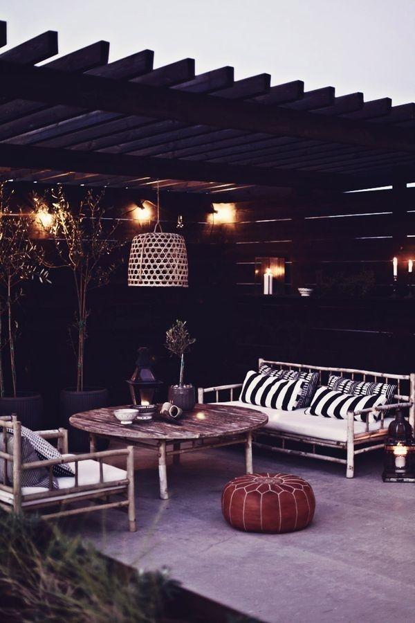 Pin By Lauren Jackson On Yard Ideas Haus Garten Balkon
