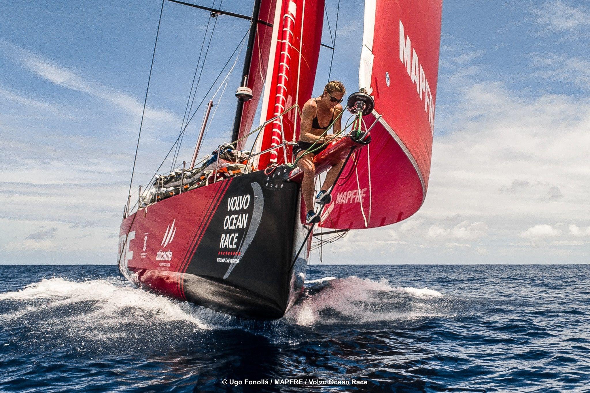 Pin By Code Zero On Vor Volvo Ocean Race Yacht Racing Volvo
