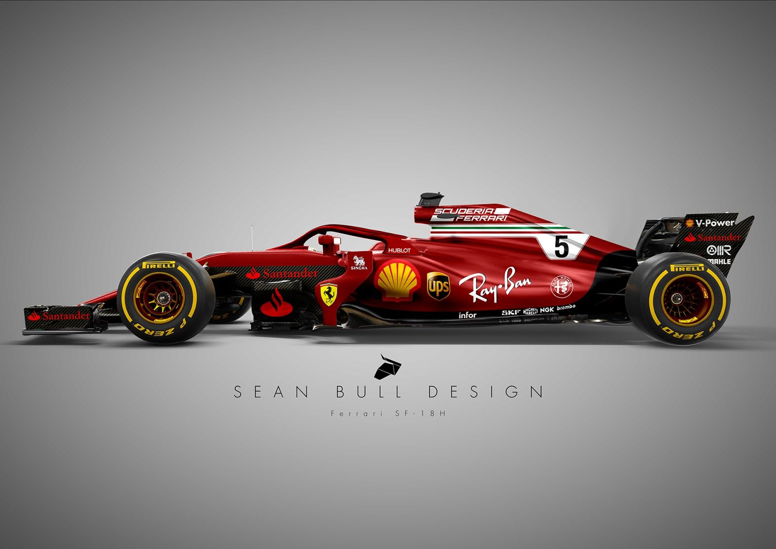 2018 f1 liveries could make the halo look almost acceptable formula 1 pinterest. Black Bedroom Furniture Sets. Home Design Ideas